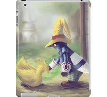 Chocobo & Vivi iPad Case/Skin