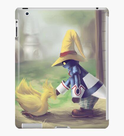 Chocobo & Vivi iPad Case/Skin