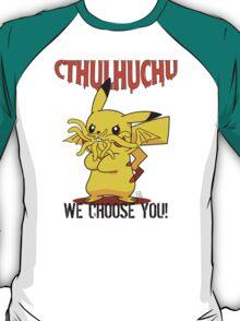 Cthulhuchu T-Shirt