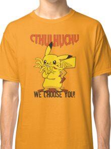 Cthulhuchu Classic T-Shirt