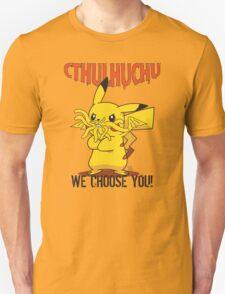 Cthulhuchu Unisex T-Shirt
