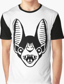 Batty Graphic T-Shirt