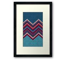sweater Framed Print