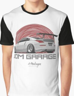 350Z Custom Graphic T-Shirt