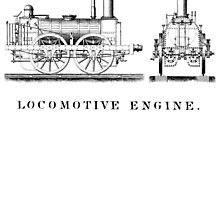 Locomotive - Victorian Age by cartoon