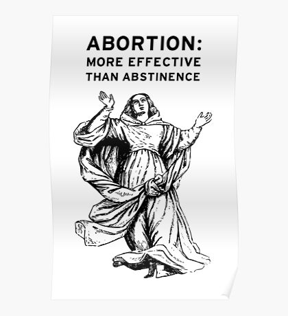 More Effective than Abstinence Poster