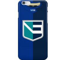 Europe World Cup of Hockey 2016 Home Jersey iPhone Case/Skin