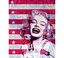 Marilyn portrait nº3 Photographic Print