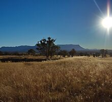 Capertee Valley by TAHphotography