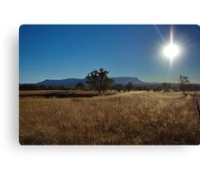 Capertee Valley Canvas Print