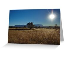 Capertee Valley Greeting Card