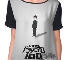 Mob Psycho 100  Chiffon Top