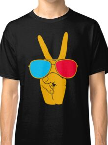 Hand Peace Classic T-Shirt