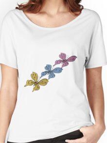 Tre Butterfly Women's Relaxed Fit T-Shirt