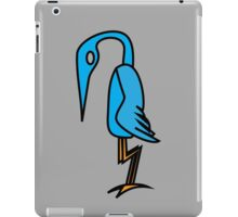 Some Sort Of Bird iPad Case/Skin