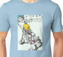 The Lazy Fireman Unisex T-Shirt