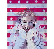 Marilyn portrait nº4 Photographic Print