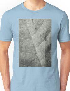 Macro Leaf Detail Unisex T-Shirt