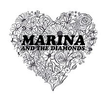 marina and the diamonds by kneesocksss