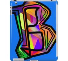 Artist-SG Alphabet  Letter -''B''    iPad Case/Skin