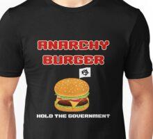 Anarchy Burger Unisex T-Shirt