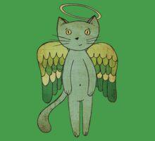 Do good cats go to heaven? Kids Tee