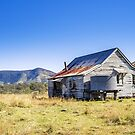 Tin Roof, Rusted by Fred McKie