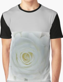 Purest White Graphic T-Shirt