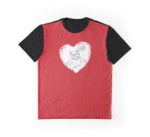 Hug Monster Graphic T-Shirt