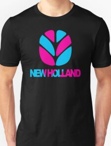 New Holland Tractor Unisex T-Shirt