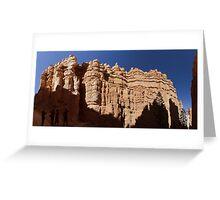 Navajo Loop Trail Panorama Greeting Card