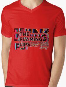 THE FLAMING LIPS Mens V-Neck T-Shirt