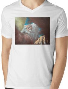 Merlin'ambition Mens V-Neck T-Shirt