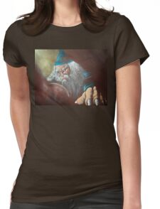 Merlin'ambition Womens Fitted T-Shirt