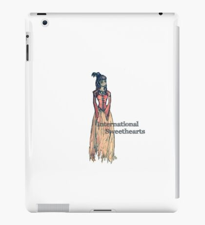International Sweethearts iPad Case/Skin