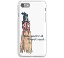 International Sweethearts iPhone Case/Skin