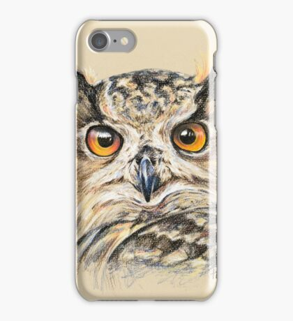 Owl Be Watching You iPhone Case/Skin
