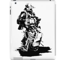 "Super Death Squad 13 ""Wolf"" iPad Case/Skin"