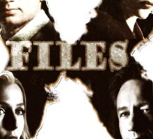 The X-Files Sticker