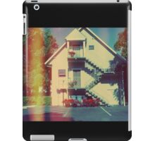The House on 3rd.  iPad Case/Skin
