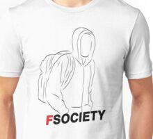 FSociety Mr Robot {FULL} Unisex T-Shirt