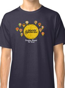 Drinking Around The World- Epcot  Classic T-Shirt