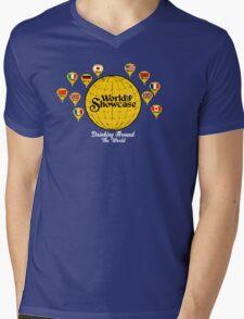 Drinking Around The World- Epcot  Mens V-Neck T-Shirt