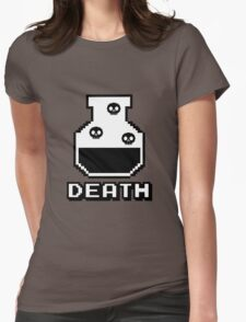 death potion Womens Fitted T-Shirt