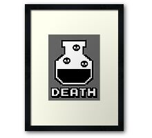 death potion Framed Print