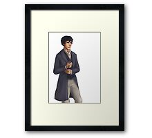 Will Herondale Framed Print