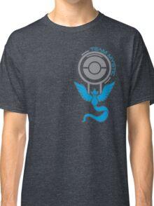 Pokemon Go - Team Mystic Pokestop Design Classic T-Shirt