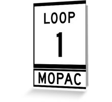 MOPAC Greeting Card