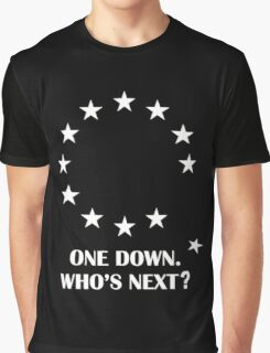 who's next Graphic T-Shirt