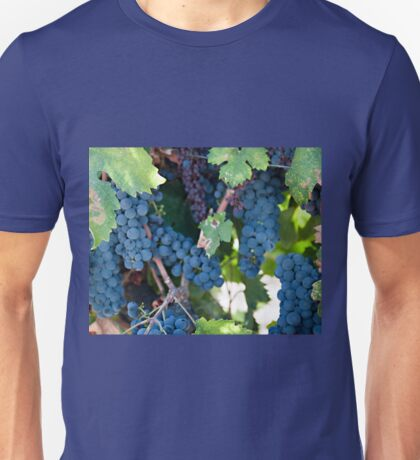 Grapes on the Vine I Unisex T-Shirt
